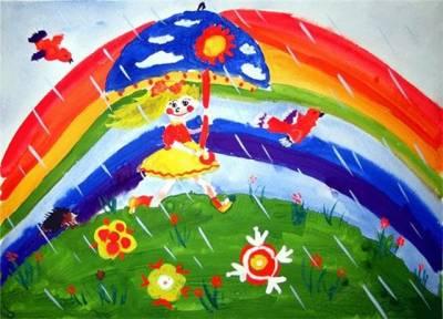 Рисунки про весну 3 класс 2015