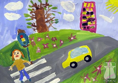 Картинки пейзажи природы глазами детей